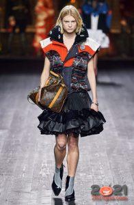 Спортивный стиль Louis Vuitton осень-зима 2020-2021