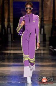 Спортивный шик женской моды в 2021 году