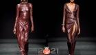 Яркие кожаные образы на 2021 год