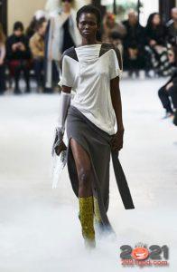 Модные леопардовые сапоги осень-зима 2020-2021