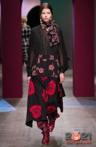 Модные красные сапоги осень-зима 2020-2021