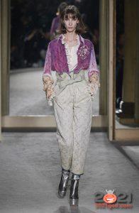 Модные серебристые сапоги осень-зима 2020-2021