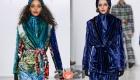 Модные цветные тюрбаны 2021 года