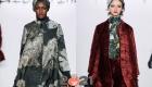 Модные цветные тюрбаны осень-зима 2020-2021 года
