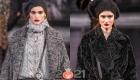 Модные объемные шапки Dolce & Gabbana осень-зима 2020-2021