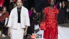 Модные красные береты на 2021 год