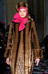 Модные меховые шапки на зиму 2020-2021
