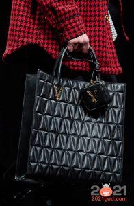 Модная стеганая сумка на 2021 год