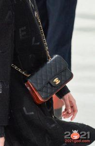 Модная стеганая сумка Шанель на 2021 год