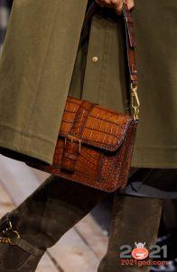 """Модная сумка """"крокодил"""" на 2021 год"""