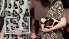 Модные меховые сумки с леопардовым принтом сезона осень-зима 2020-2021