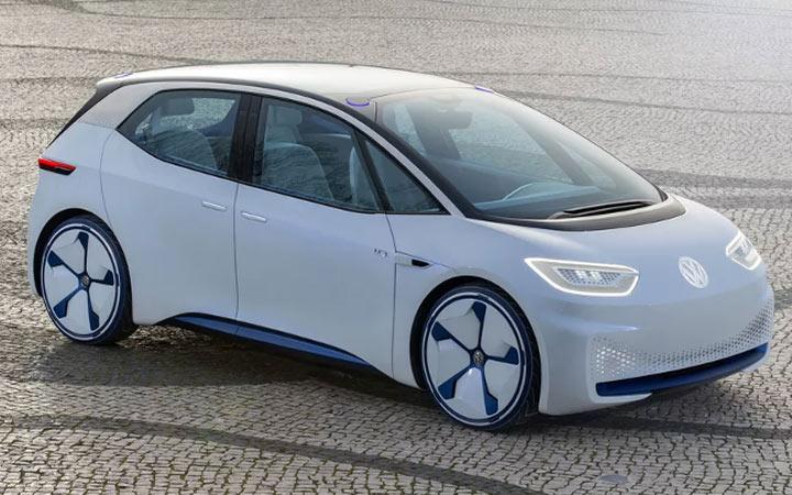 Volkswagen ID.1 2020-2021