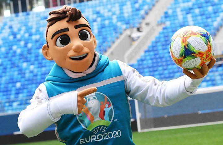 Чемпионат Евро 2020