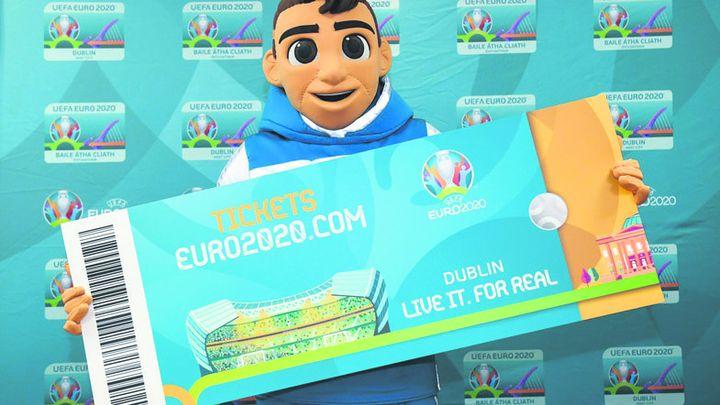 Билеты на Евро 2020