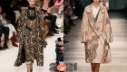 модные пальто 2021 года с принтами