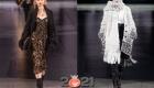 Модные вязаные кардиганы 2021 года