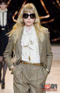 Модная блуза на 2021 год