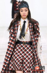 Модная блуза в мужском стиле на 2021 год