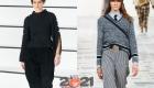 Коллекции осень-зима 2020-2021 - модные классические свитера для женщин