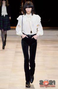 Узкие брюки для базового гардероба на 2021 год