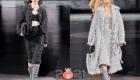 Вязаные юбки для базового гардероба зимы 2020-2021