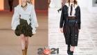 Красивые юбки для базового гардероба зимы 2020-2021
