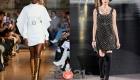 Модное коктейльное платье для базового гардероба осень-зима 2020-2021 год