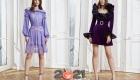 Коктейльные платья осень-зима 2020-2021
