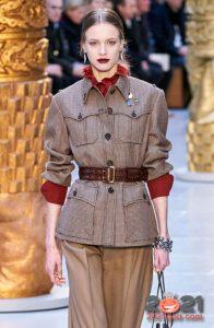 Модный тренч для базового гардероба на зиму 2020-2021