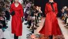 Модные красные пальто для базового гардероба зимы 2020-2021