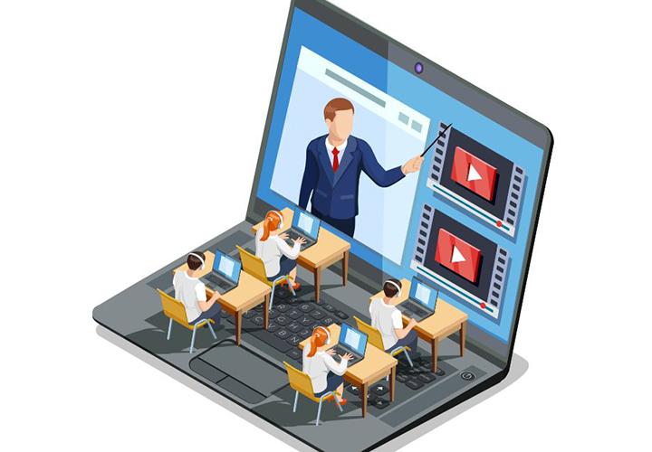 Организация онлайн-обучения