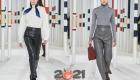Модные кожаные брюки на 2021 год