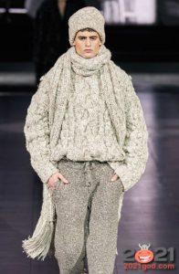 Вязаные шапки на 2021 год - тренды мужской моды