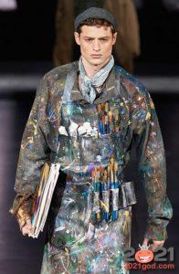 Модные шапки 2021 года - мужская мода