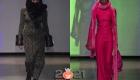 Модные меховые боа на 2021 год