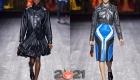 Модные кожаные юбки сезона осень-зима 2020-2021