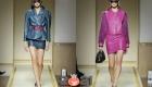 Кроткие кожаные юбки на 2021 год