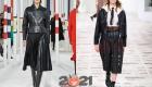 Юбка в широкую складку - модный тренд 2021 года