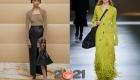Красивые длинные юбки на зиму 2020-2021 года