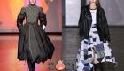 Модные объемные юбки 2021 года