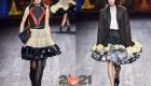 Модные пышные юбки  сезона осень-зима 2020-2021