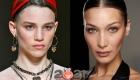 Модный нюдовый макияж зимы 2020-2021