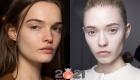 Модный нюдовый макияж сезона осень-зима 2020-2021