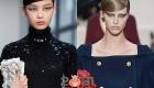 Модные стрелки на глазах в образах Валентино на 2021 год