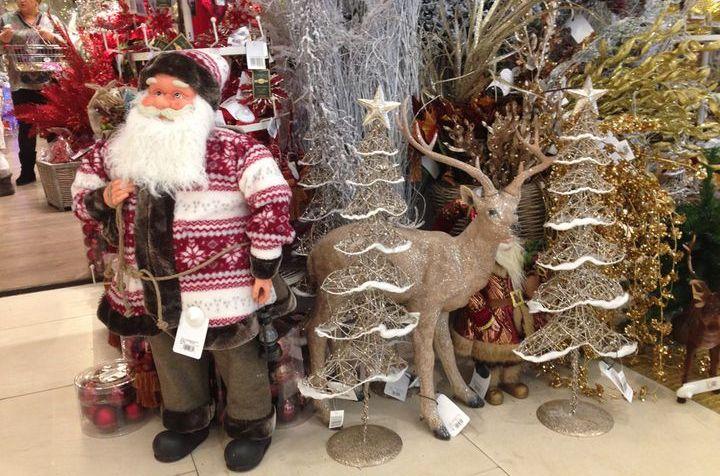 Рождественская ярмарка в ЦУМе