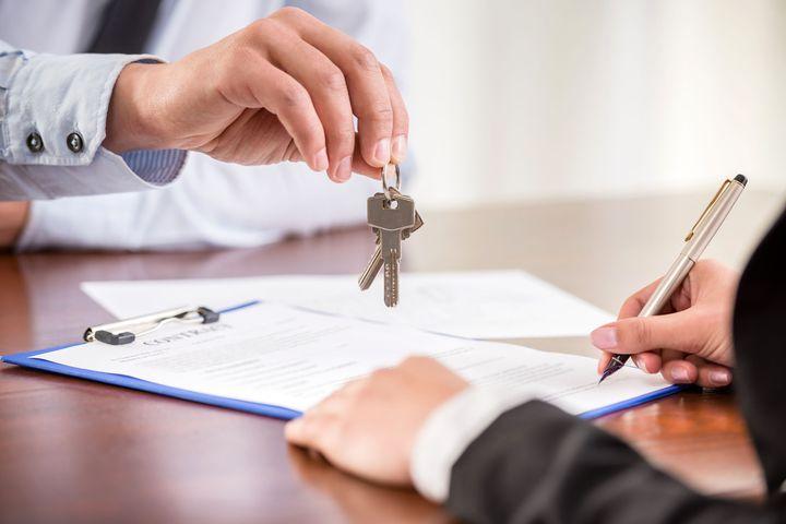 Передача ключей при покупке квартиры