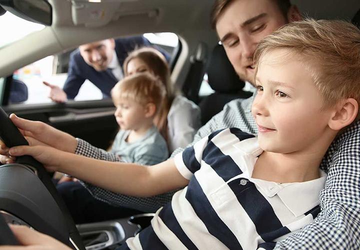 Штрафы за нарушения в перевозке детей