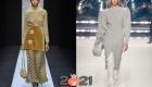 Модное вязаное платье осень-зима 2020-2021
