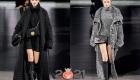 Модные вязаные пальто зимы 2020-2021