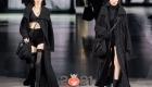 Модные вязаные пальто Dolce & Gabbana осень-зима 2020-2021